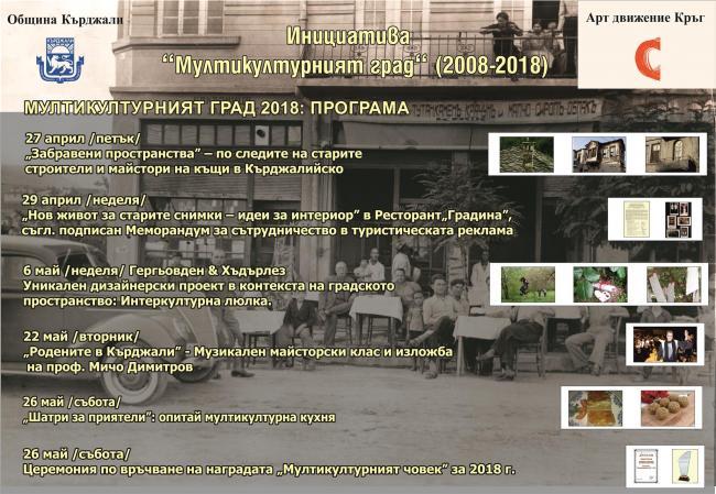 """dd73a885a4d Инициативата """"Мултикултурният град"""" за 11-ти път в Кърджали"""