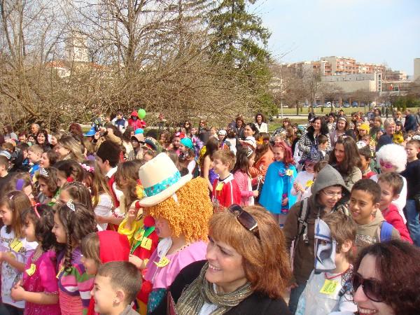 Пролетен Карнавал 2011 - гр.София, 15 и 16 Април